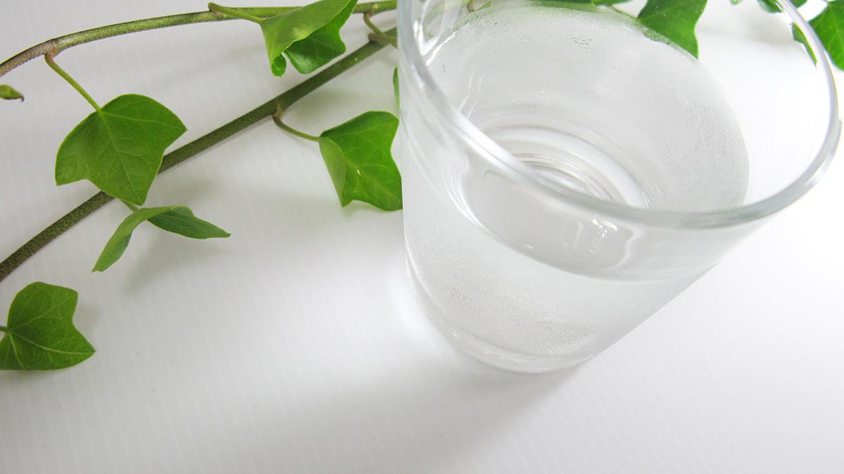 白湯(さゆ)を飲んで 内臓から疲労回復しよう
