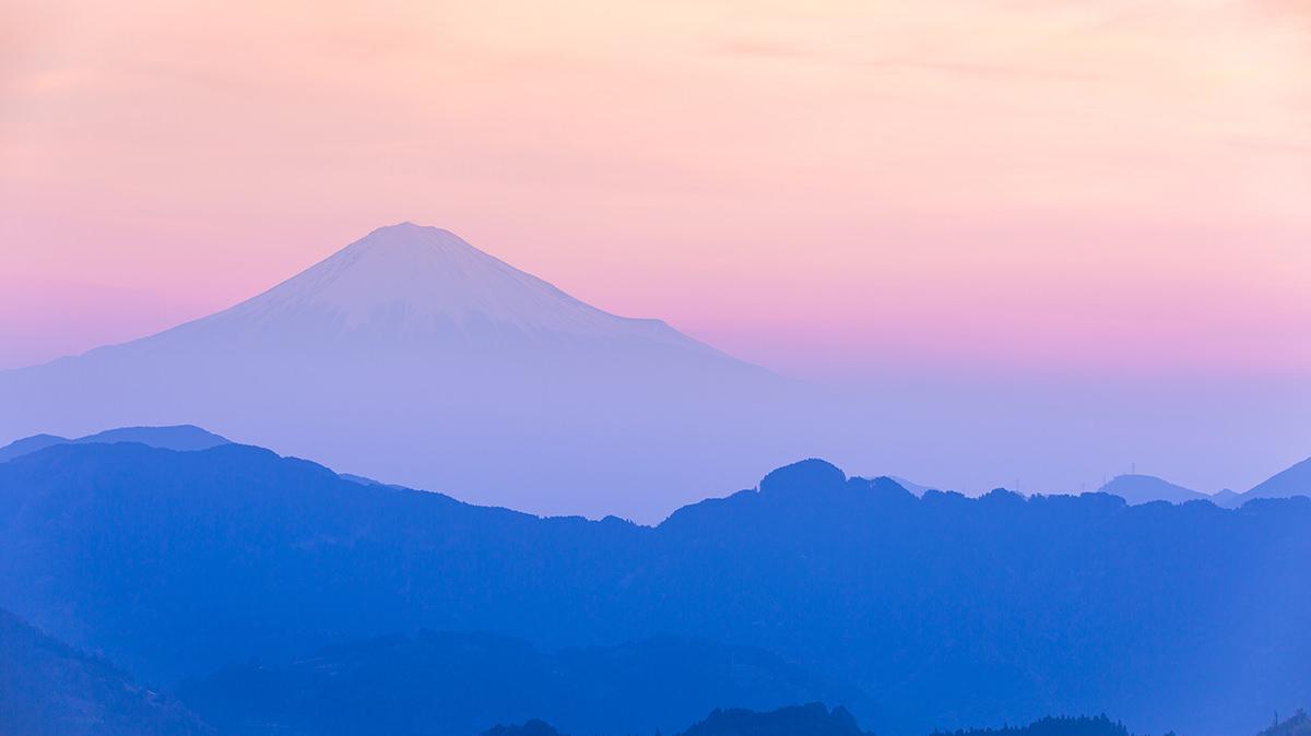 富士山の景色を見てマインドフルネスな状態になろう