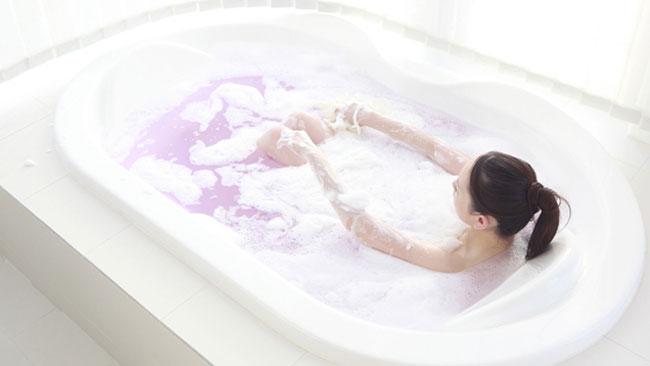 「半身浴」が体に良い理由