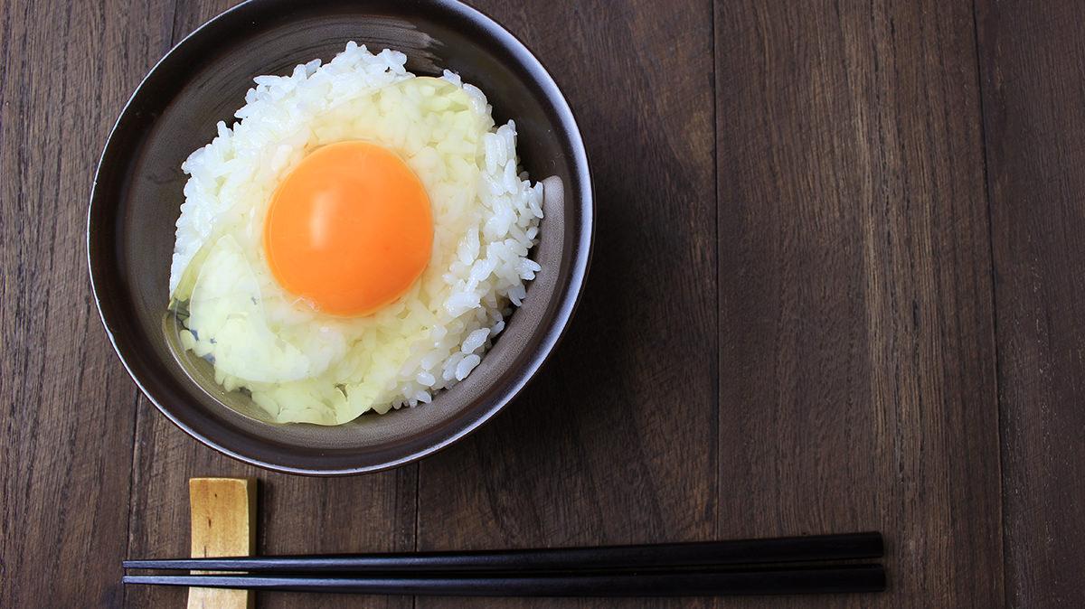 朝イチ卵でお目覚めのスイッチをONにしよう