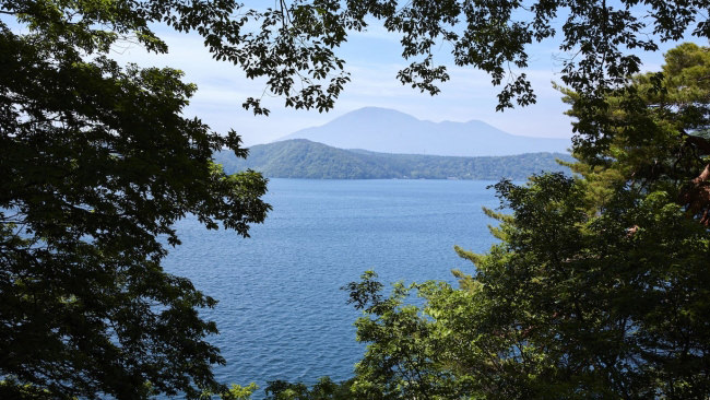 マイナスイオンをたっぷり浴びる「森ヨガ」in野尻湖開催。講師は女優・ヨガインストラクター森本莉緒さん