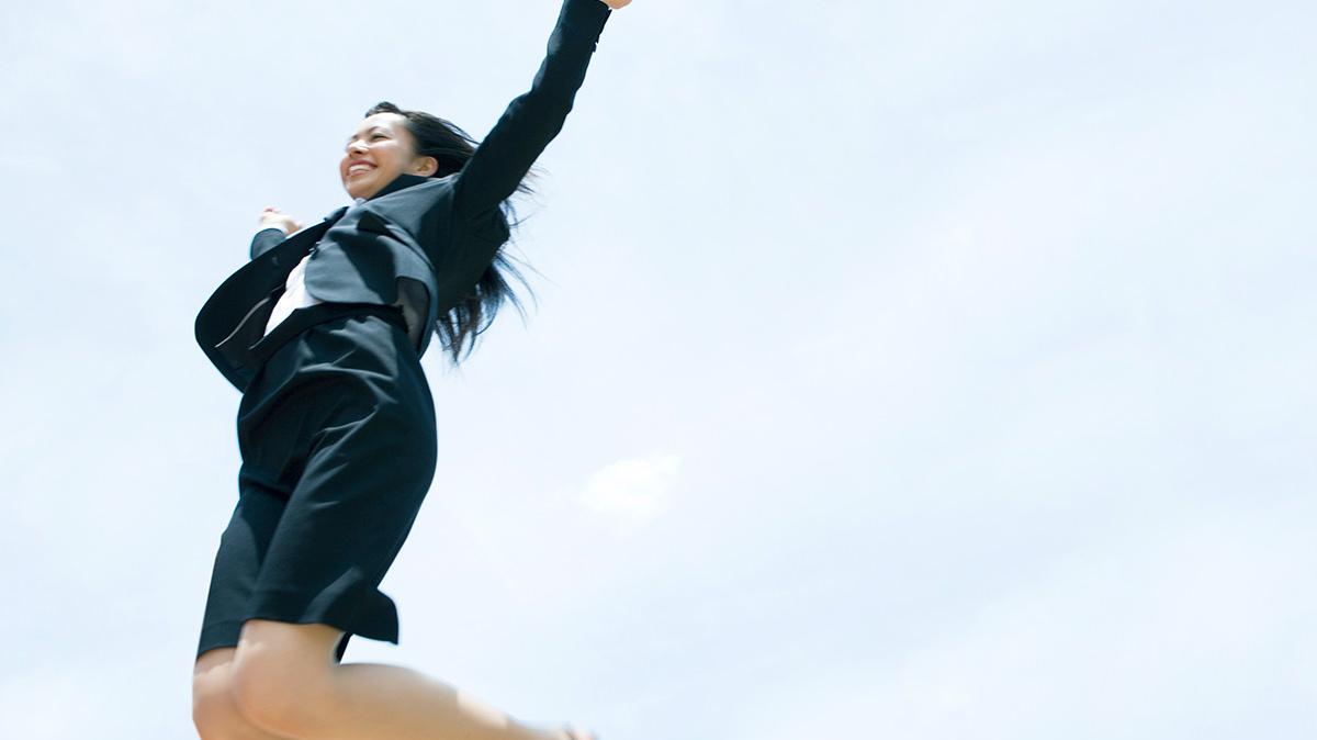簡単なジャンプ運動でストレスをリセットしよう