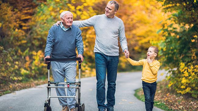 「ダブルケア」の実態は?。3大不安は、1.家計・経済状況 2.子どもへの影響 3.自身の健康状況