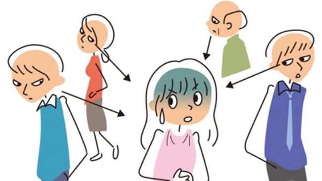 デジタルネイティブは視線ストレス耐性が低い!「他者の目線が気になる」10-20代は約7割に。