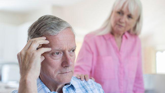 認知症の家族を持つ人の6割超が今後不安に感じるのは、「自身の精神が保てるかどうか」
