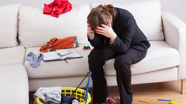 休日家事3時間以上の女性は「ストレス疲労」大!セルフケアや趣味に時間が割けない実態も