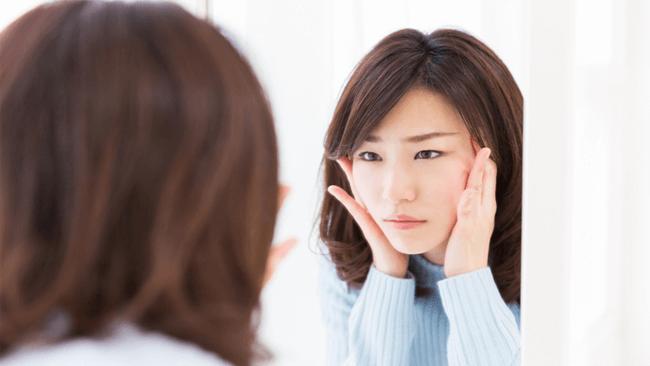 肌のハリにも影響?!コルチゾール量の少ない女性は、肌弾力が統計学的有意に高いことが判明