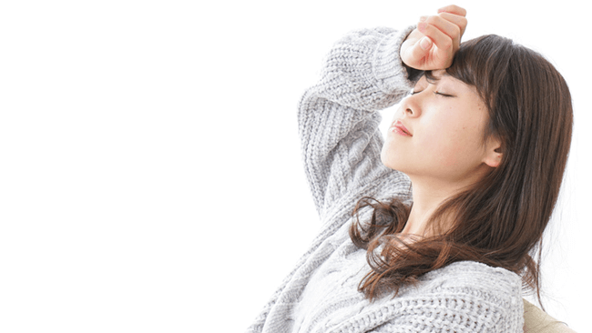 アラサー女子は慢性睡眠不足?!寝ても疲れが取れない人は過半数に