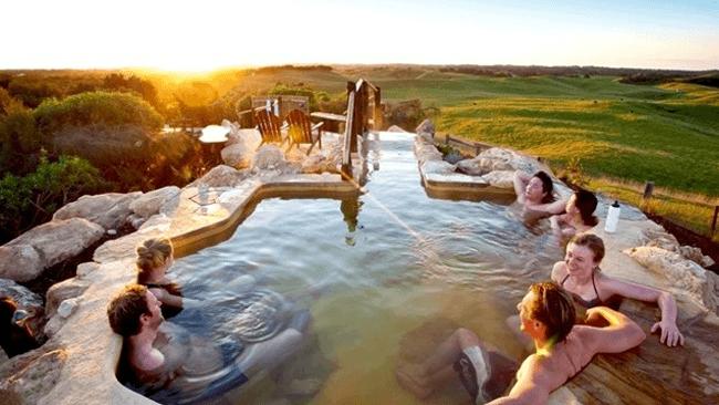 世界の温泉地巡り オーストラリア – ペニンシュラ温泉