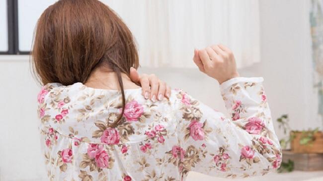 お悩み別入浴法 肩こり・腰痛