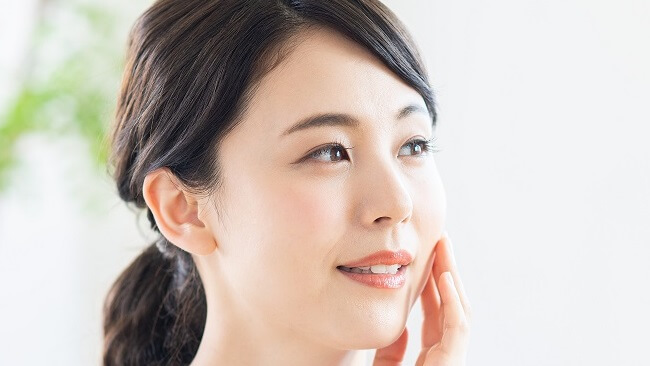 女性の3人に一人は、朝肌の触感が良ければ一日がとても幸せになる!自分への自信にも!!