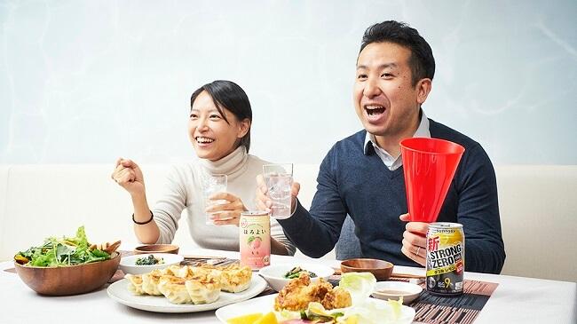 家飲みアルコールReady to Drinkの市場は2年連続2ケタ成長。レモン味が人気!