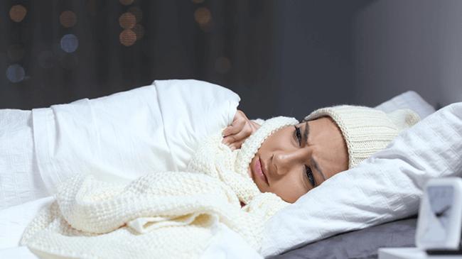 冬場の睡眠時の最大の困りごと。男女共に堂々1位は「●●の乾燥」!!