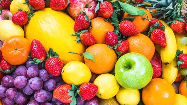 フルーツの1日摂取量は足りている?花粉症対策にはイチゴ、パパイヤ、アボガドなどを積極的に!