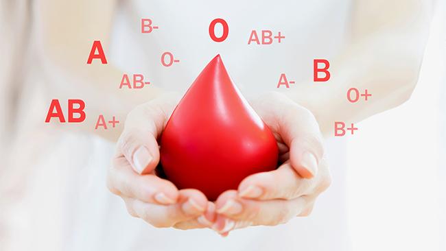 高ストレス者が最も多い血液型はB型。最も低ストレスな血液型は?