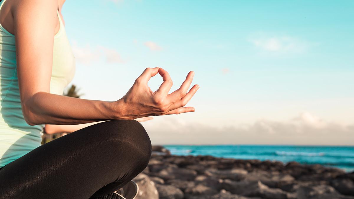 心地よい場所での瞑想で心も体もリセットしよう