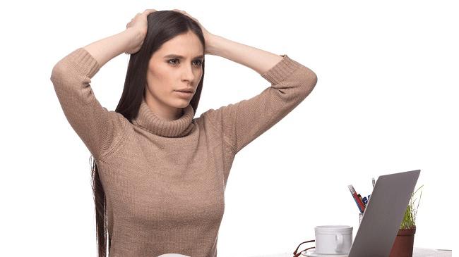 ストレスによる薄毛は治るの?