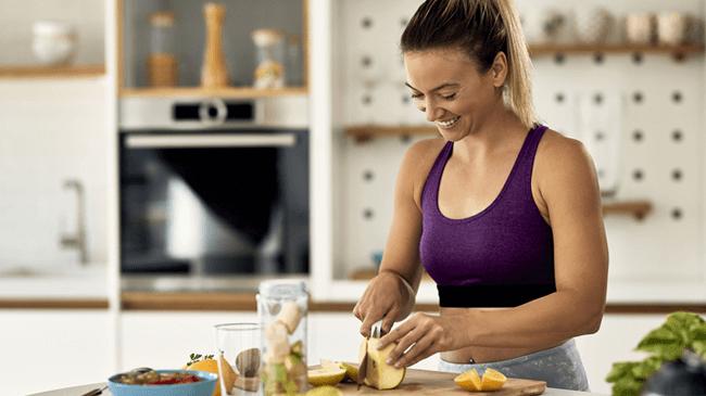 アスリートに学ぶ食事法。結果を出すためには①ふだんの食事から栄養摂取②偏食防止③腸内環境